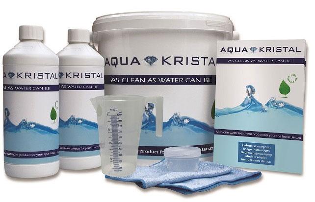 Aqua Kristal all-in-one