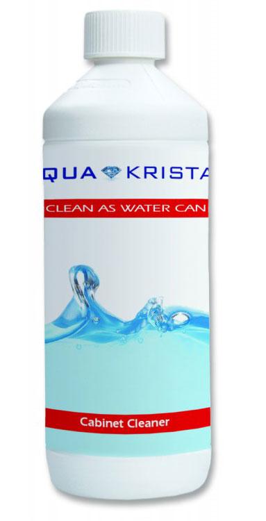 Aqua Kristal Cabinet Cleaner