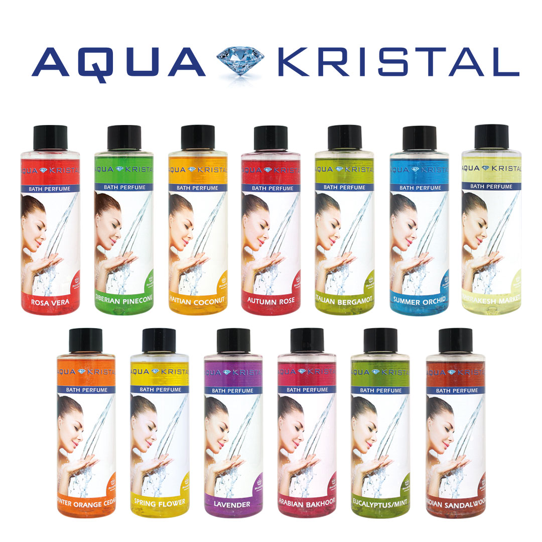 Aqua Kristal Whirlpoolduft Set