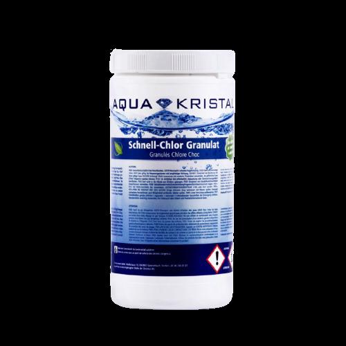 Aqua Kristal Schnell-Chlor Granulat
