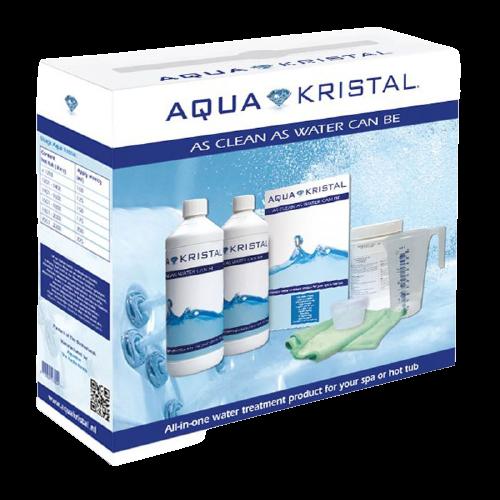 AquaKristal für Whirlpool